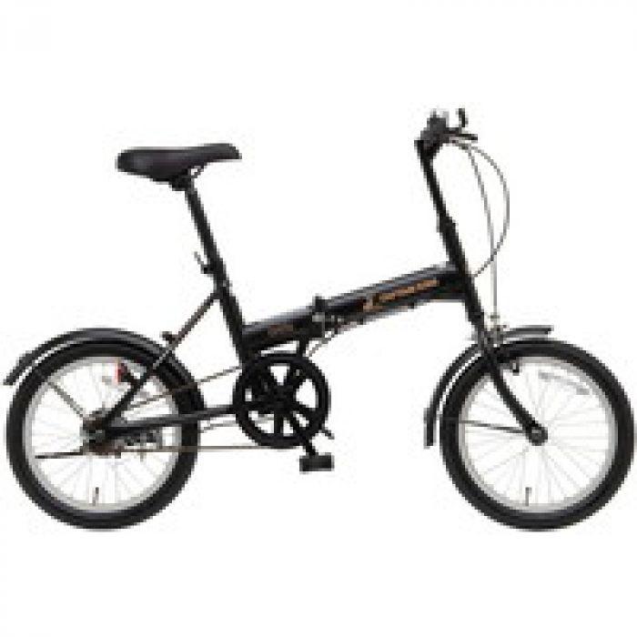 軽すぎず、重たすぎずちょうどいい大きさ 【Amazon.co.jp限定】キャプテンスタッグ(CAPTAIN STAG) 折りたたみ自転車 Oricle オリクル