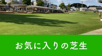aaaaあなたの撮影した公園写真を募集中!PARKFULフォトイベント「お気に入りの芝生」