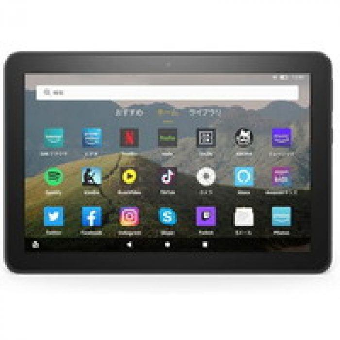家族全員で楽しめる ファミリータブレット Fire HD 8 タブレット ブラック (8インチHDディスプレイ) 32GB
