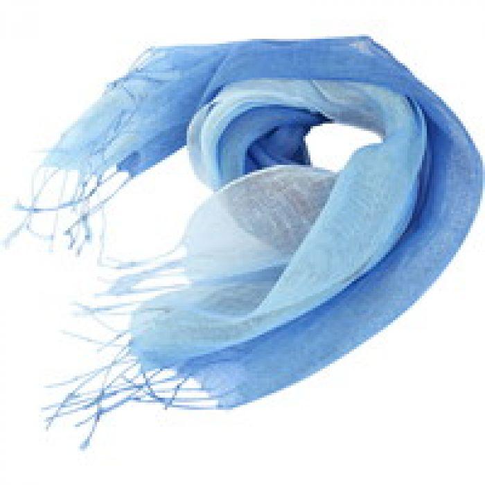 天然麻なので肌ざわりさわやか party100 麻100% 箱付 天然リネン 羽織りにも活躍する大判サイズ リネンストール UVカット&冷房対策