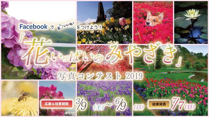 「花いっぱいのみやざき」写真コンテスト2019