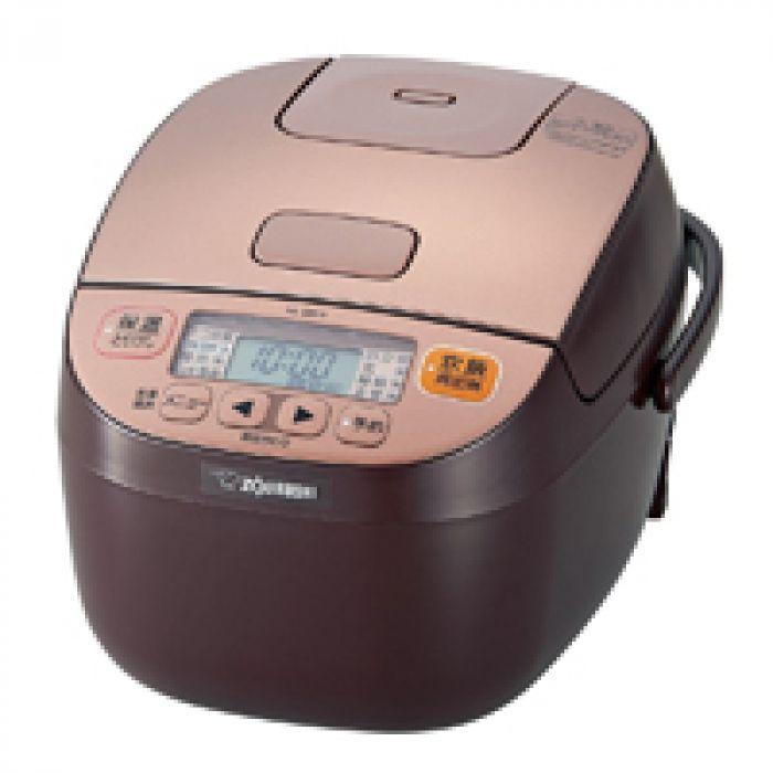 「豪熱沸とう」&ハイパワー495Wで芯までふっくら炊ける 象印 マイコン式炊飯器 3合 一人暮らし 極め炊き カッパーブラウン