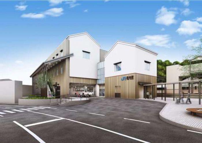 湯浅町駅前複合施設(仮称)の名称募集