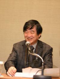 松本清張賞選考委員 北村薫先生
