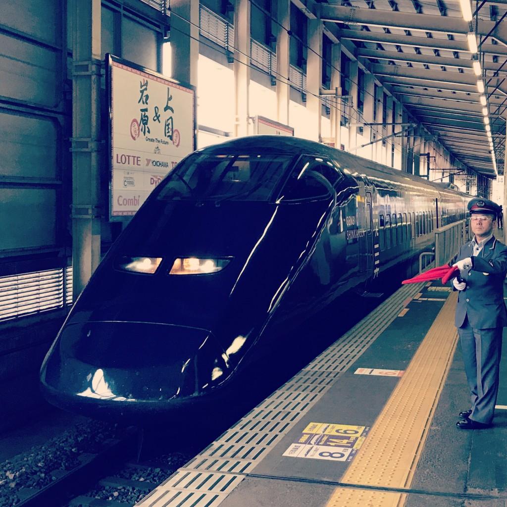 現美新幹線1