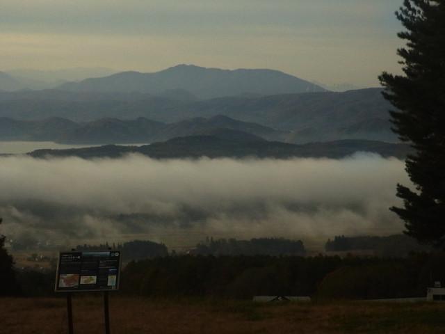 安達太良山の翌日は、会津磐梯山へ。 宿の方に、登山口まで送ってもらいました。
