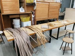 木製テープ