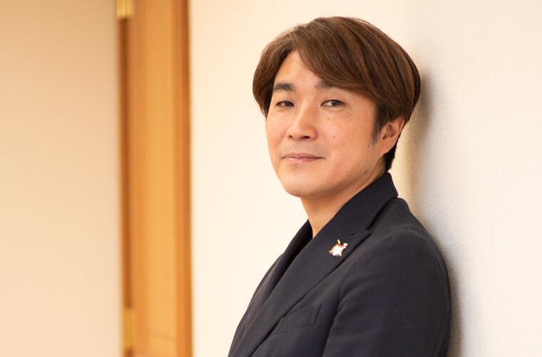 巻頭INTERVIEW 番外編 橋本光二郎